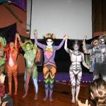 body alive maui bodypaint show