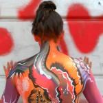 maui body painting