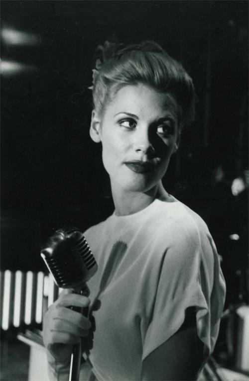 cabaret singer rachel