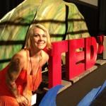 Rachel Deboer at TEDX Maui