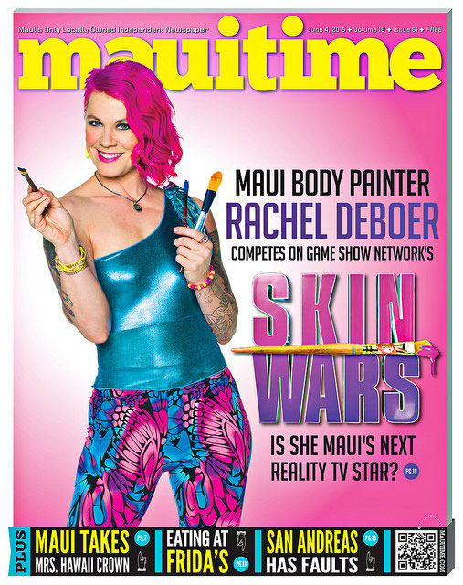 Skin Wars Rachel Deboer Hawaii